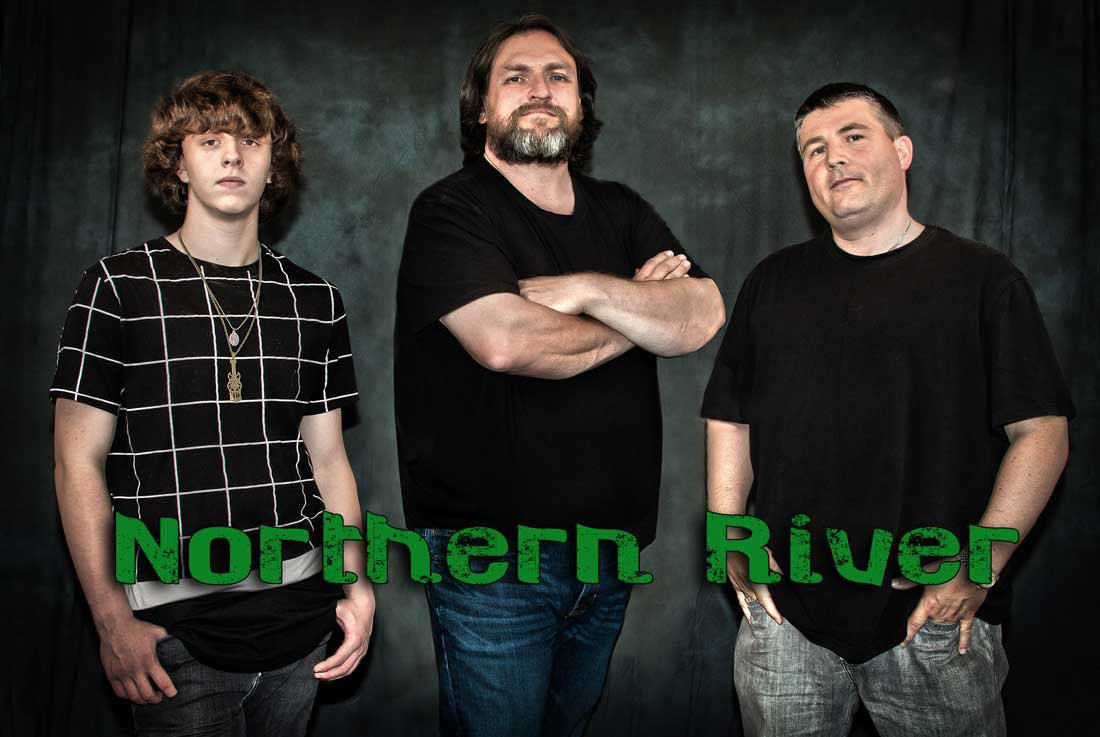 Mitch Ross and Northern River are an Ontario based band who perform original and select cover music. Style wise, they are a cross between Creedence Clearwater Revival and Neil Young and Crazy Horse with a bit of blues mixed in.